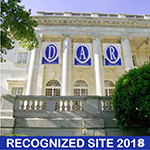 NSDAR Approved Site 2018